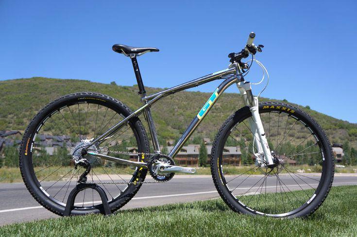 2013 GT Mountain Bikes