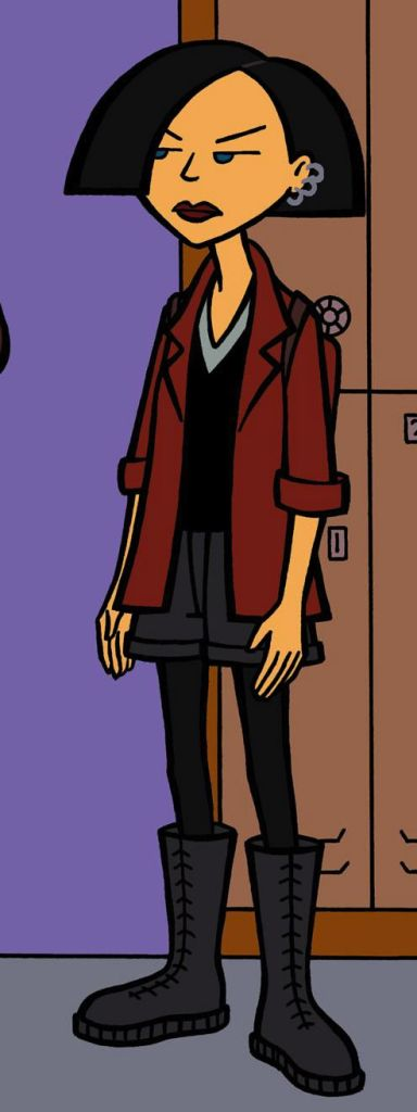 One of my Style Inspirations is Jane Lane from Daria. Anyone else remember this show??!!