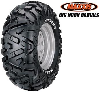 Bighorn Bigfoot Kit, ATV Tires and Wheels, ATV Big Foot Kits, ATV Mud Tires, 4 Wheeler Tires, Four Wheeler Rims, from Tires-n-Stuff.com
