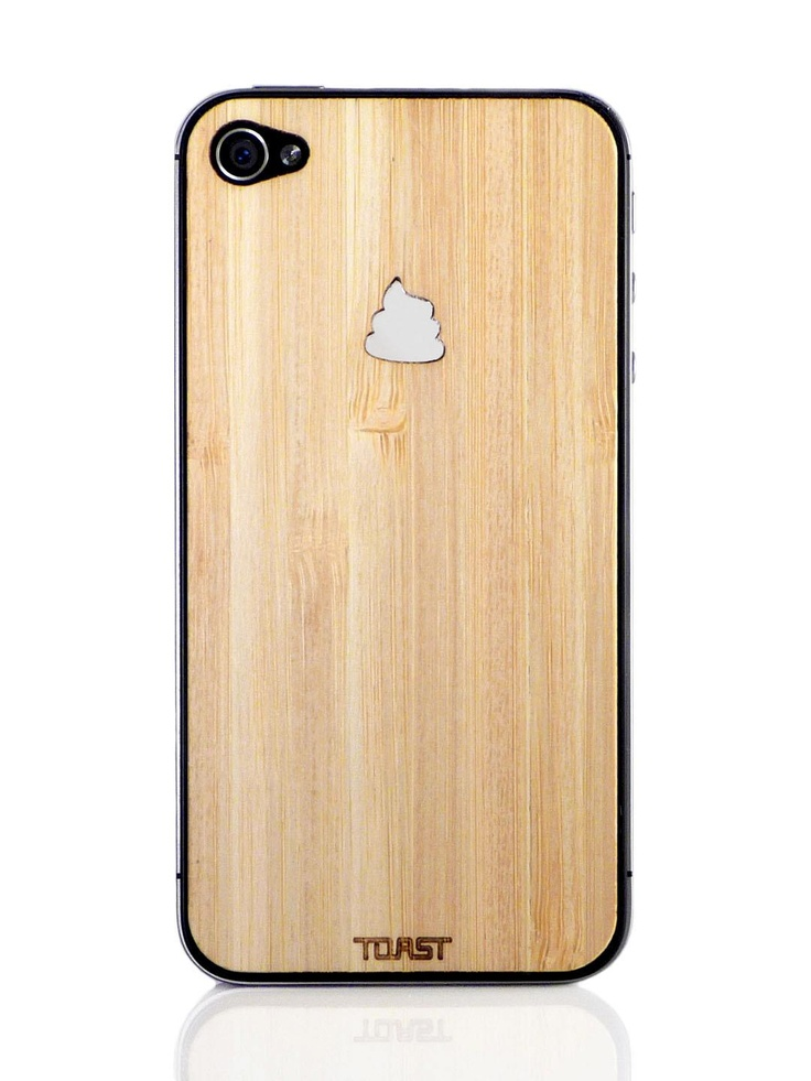 Unko iPhone Cover - Bamboo