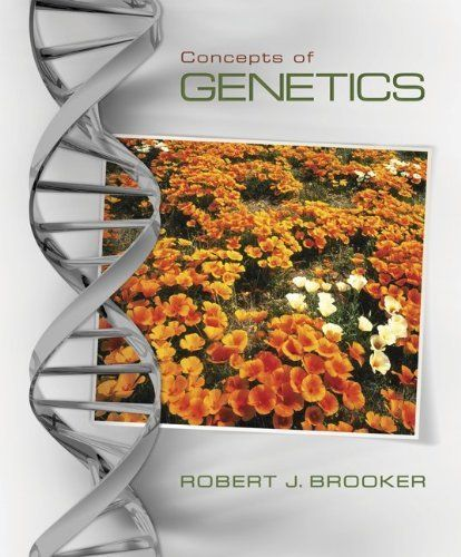 Best 25 connect mcgraw hill ideas on pinterest mcgraw hill concepts of genetics by robert brooker 14199 publication january 21 2011 fandeluxe Image collections