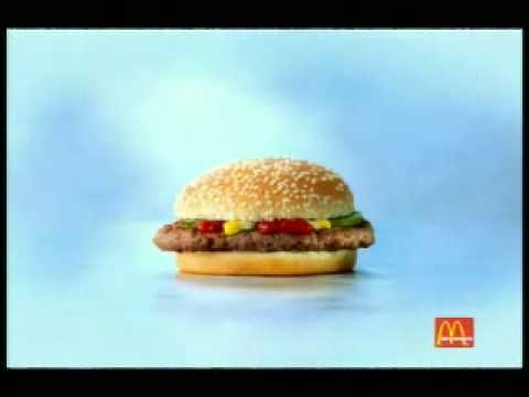 McDonald's - Estate Agent/Hansen/Plumber (2000, UK) - YouTube