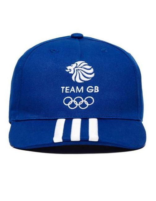 JD Sports adidas Team GB Basic Logo Cap