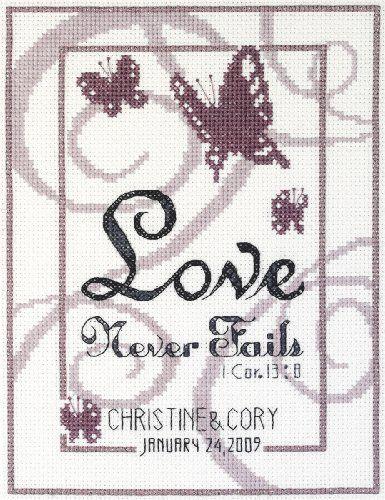 Wedding Sampler Cross Stitch Patterns