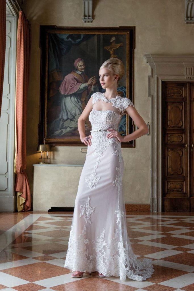 Model: Anais - Collezione Glamour di Gloria Saccucci Spose