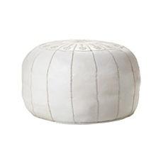 A pretty pouf