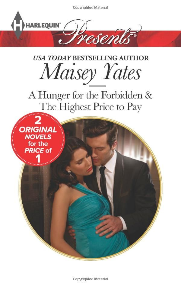 A Hunger for the Forbidden (Harlequin PresentsSicily's Corretti Dynasty): Maisey Yates: 9780373132003: Amazon.com: Books