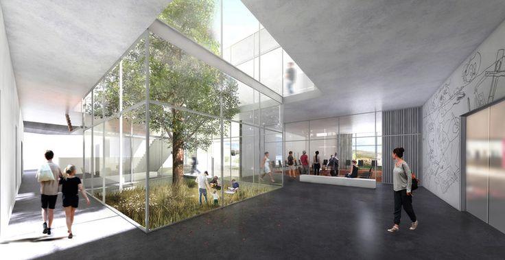 Mevaseret Zion Conservatory / Rolka Studio / Israel