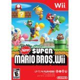 New Super Mario Bros. Wii (Video Game)By Nintendo