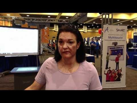 Fourth grade teacher Mickey Block describes how Lesson Planet is an invaluable resource for teachers. She used Lesson Planet to help her generate differentiated lesson plans for her masters in Literacy. Video filmed on March 16, 2012 at the CUE Annual Conference in Palm Springs, Calif.