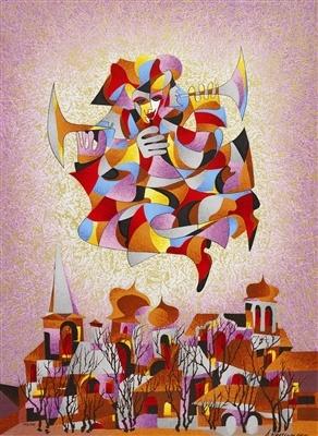 Anatole Krasnyansky - love this art !!!