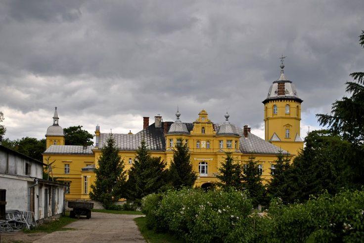 Pałac w Stuchowie