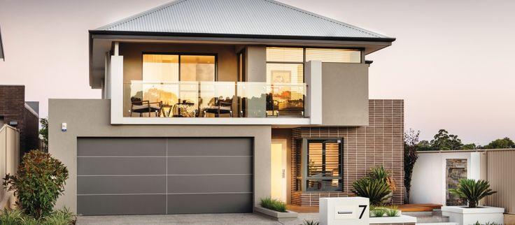 Sentosa Double Storey Display Home Elevation