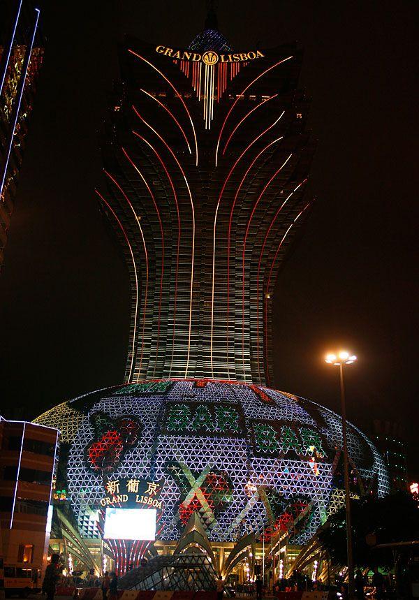 Gambling mecca macau