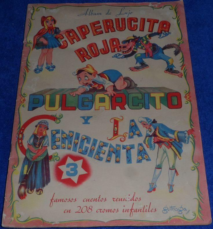 Caperucita Roja - Pulgarcito - La Cenicienta