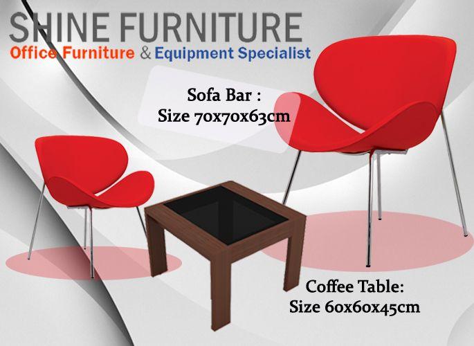 Sofa AC 709 with Coffee table Modera