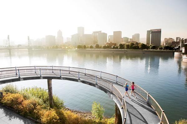 Where to Run Portland, Oregon