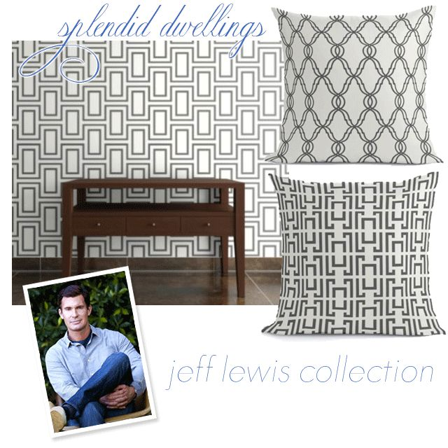 did you know jeff lewis had a collection of pillows lighting wallpaper i just love jeff lewis im hardly flipping - Jeff Lewis Design Wallpaper