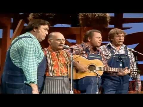 The Hee Haw Gospel Quartet - Oh Come Angel Band(Buck Owens,Grandpa Jones ,Roy Clark and Kenny Price) - YouTube