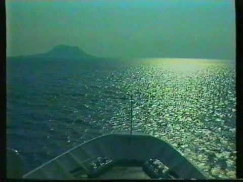 ▶ Το F/B ΛΗΜΝΟΣ στην Παροικιά - YouTube