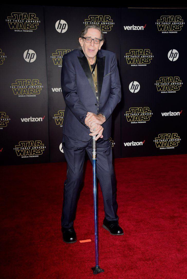 Pin for Later: La Force Était Avec les Acteurs Lors de L'avant Première Mondiale de Star Wars Peter Mayhew
