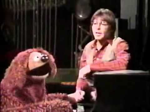John Denver and Rowlf the Dog - Have Yourself A Merry Little Christmas - YouTube