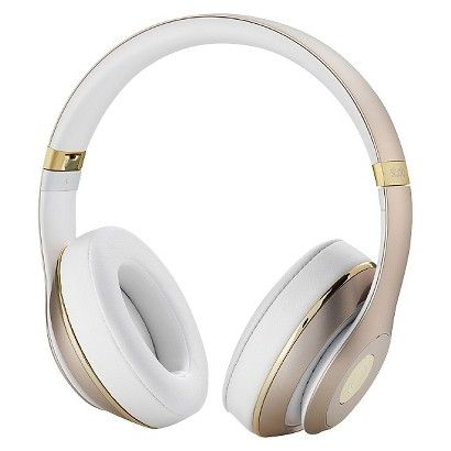 $290 Beats Studio Wireless Over-Ear Headphones - Golden Mist--these are gorgeous!!