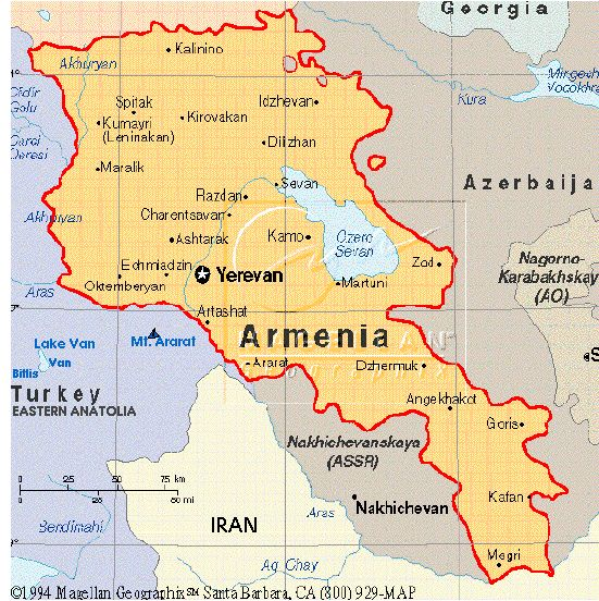 Best Armenia Images On Pinterest Armenia Armenian Culture - Armenia physical map