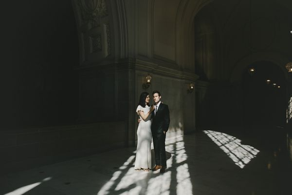 JESSICA + KEVIN // MARRIED // SAN FRANCISCO CITY HALL » Logan Cole Photography