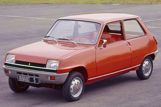¿Vuelve el Renault 5?