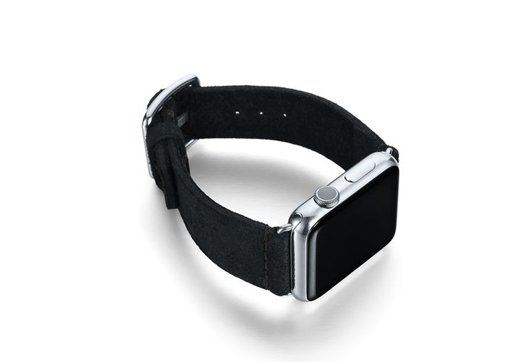 $ 84.00 Forest Black - Forest Black a dark color for your Apple watch band Series 1|2, to stay Classic without giving up on your Vintage spirit. Available only 42 mm