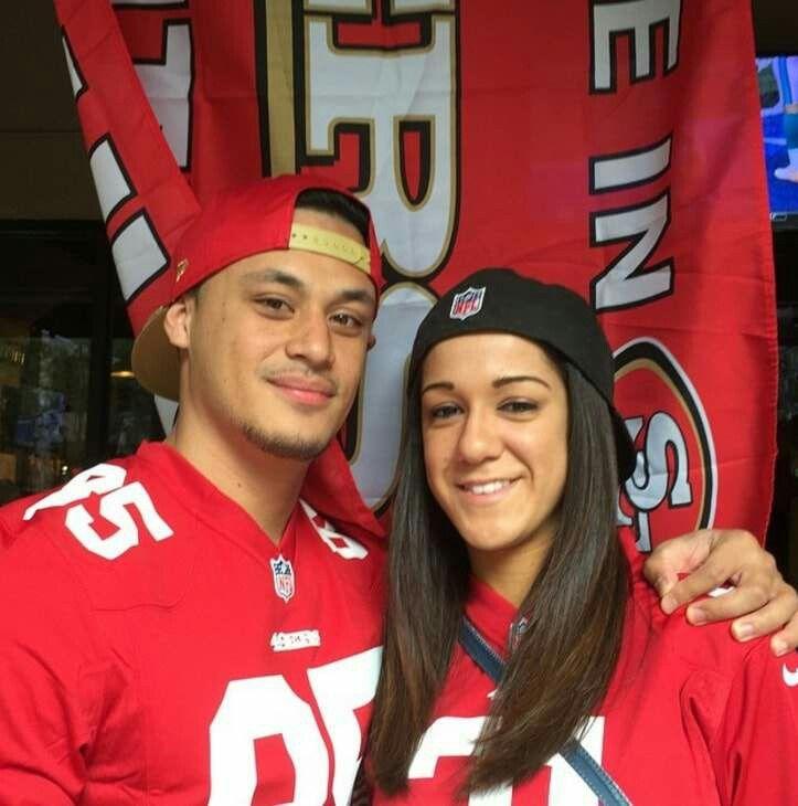 WWE Superstar Bayley (Pamela Martinez) and her boyfriend Aaron Solow #WWE #TotalDivas #wwecouples