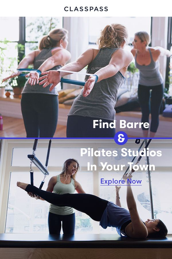 Want to find the best barre and Pilates studios near you? Sign up for ClassPass for 70% off and try all of the barre and Pilates studios in your neighborhood. Find classes, read reviews and book your next workout, all with one easy-to-use membership. Sign up today!
