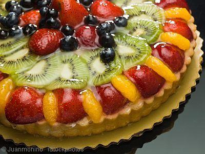 German Strawberry Tart Recipe, this Fruit Tart is the best Obstkuchen