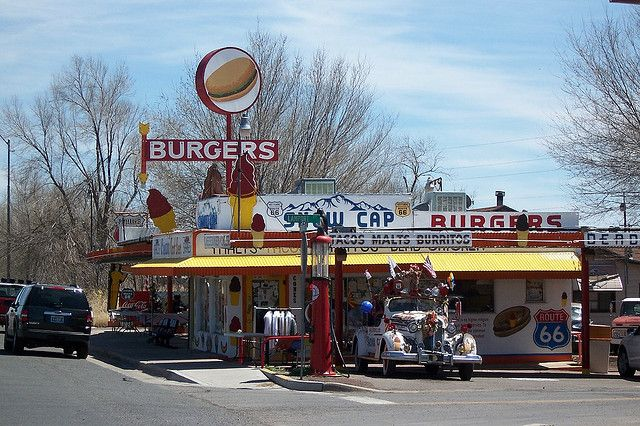 Seligman, AZ: Route 66