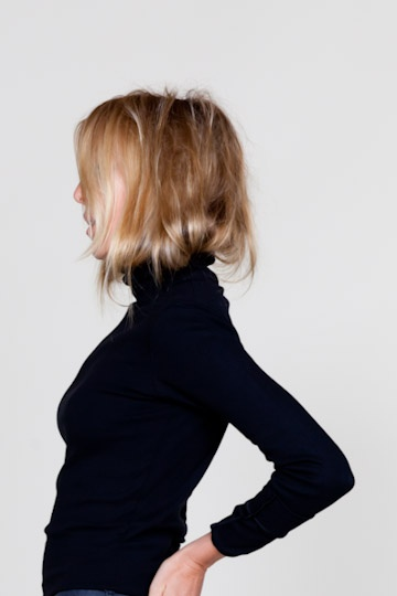 black turtlenecks remind me of Meg Ryan in You've Got Mail...so of course they're wonderful.