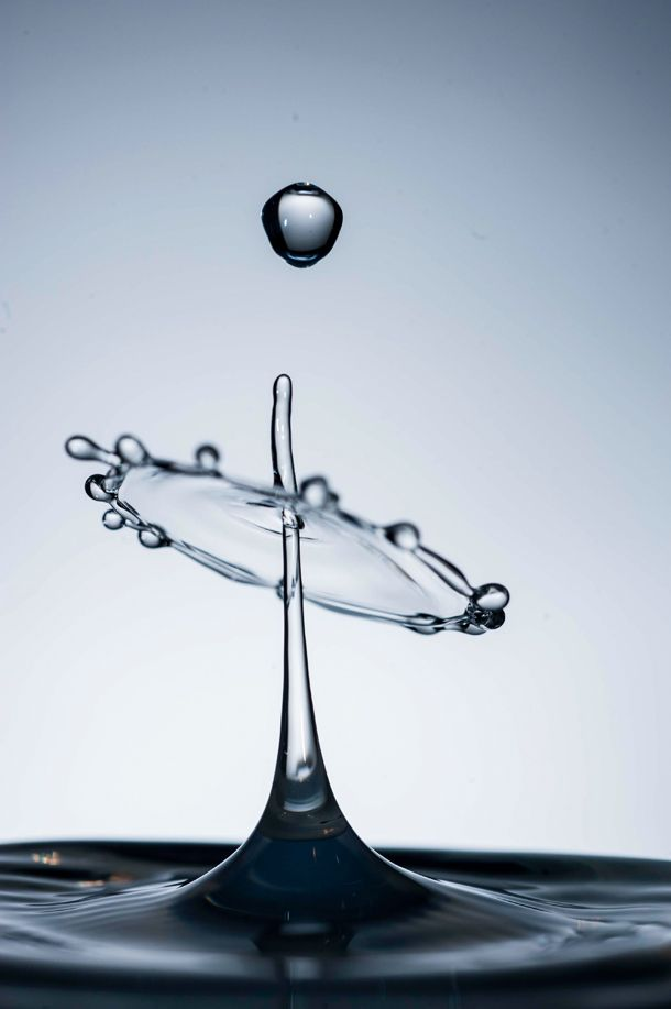 52 photo ideas: photography projects for 2015 - water drops