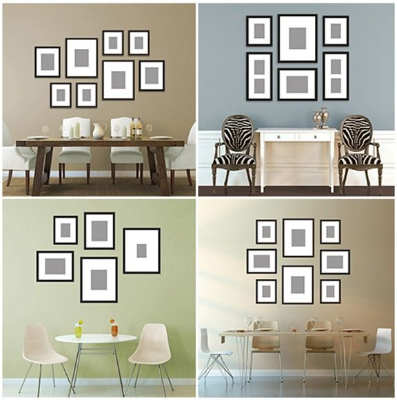 Wall Decor Gallery : Best images about new photo design on
