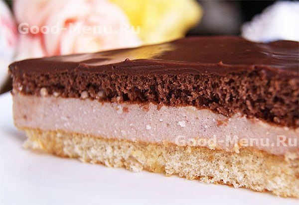 Клубничный крем для торта - рецепт
