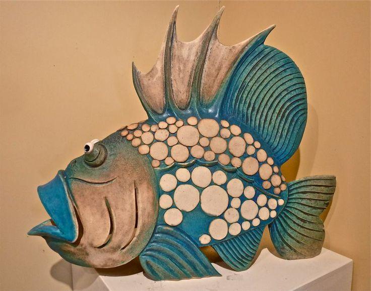 Peter Stewart Crazy Fish