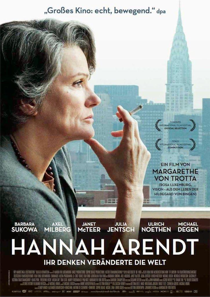 Hannah Arendt - film - Językowy Precel