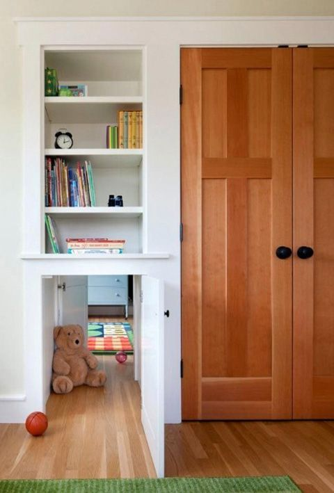 19 cuartos secretos de ensueño! Desde la infancia soñaba con tener uno! :: Holahola