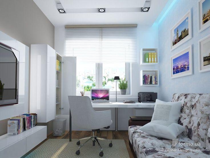 Свежее дыхание, ZANKO Design studio, Спальня, Дизайн интерьеров Formo.ua