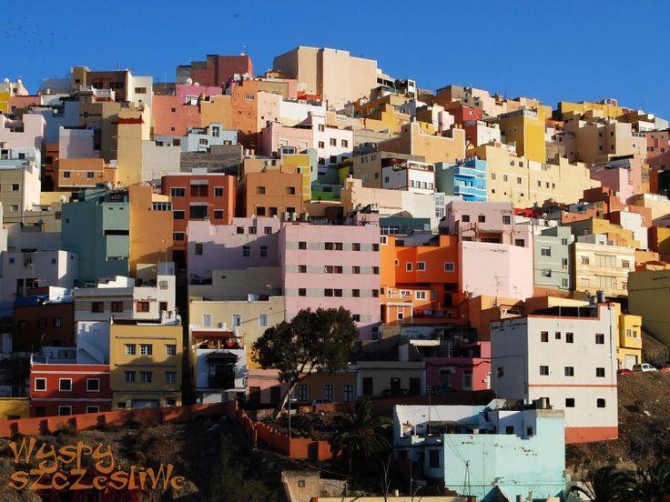 #GranCanaria Risco de San Juan, jedno z malowniczych wzgórz #LasPalmas #WyspyKanaryjskie