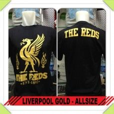 Gold Liverpool  Rp 50,000