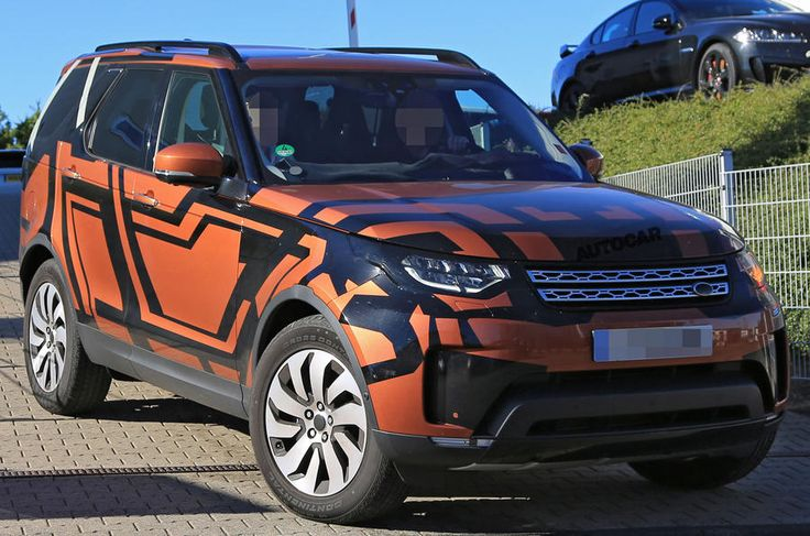 The New Land Rover Discovery Was Photographed With Almost No Camouflage! Ladies and gentlemen! Take a look at these exclusive pictures of the new Land Rover Discovery! As you can see from the photos, the exterior of the new Land Rover Discovery is very close to the concept of Discovery Vision, presented at the Auto Show in New York in 2014. After the change of...