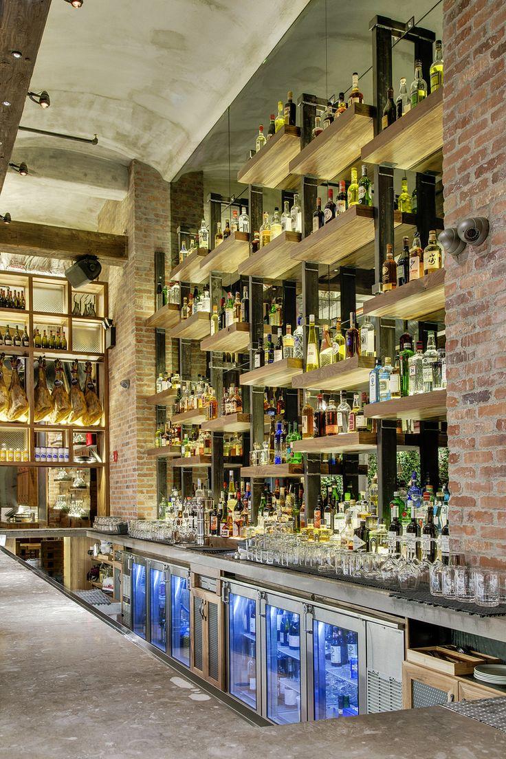 25 Best Ideas About Bar Counter Design On Pinterest