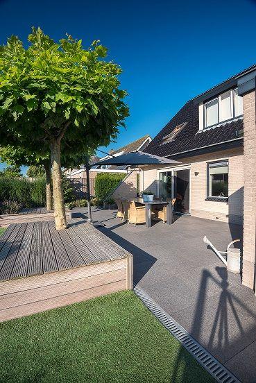 #tuinieren, #tuin, #kunstgras, http://www.hetmulligen.nl