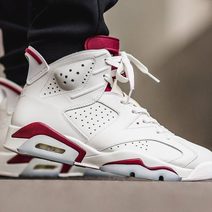 1991 never looked so good. The Nike Air Jordan 6 Retro