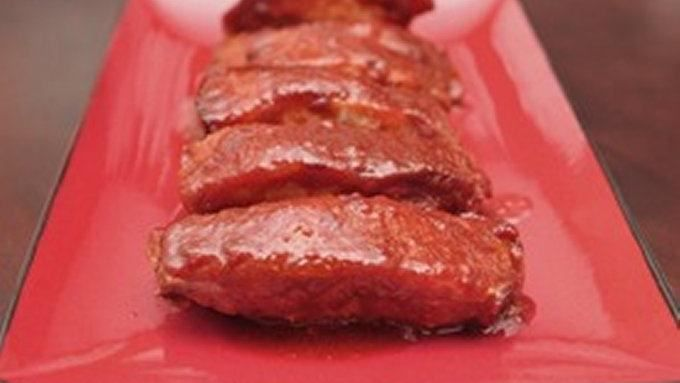 Homemade BBQ sauce makes these ribs absolutely to die for. An old-fashioned recipe that bakes in the oven and drives everyone crazy with the delicious aroma!